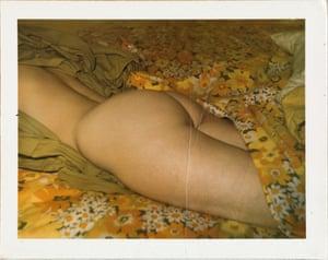 A photograph from Florian Kaps's Polaroid: The Magic Material