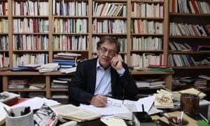 Philosopher Alain Finkielkraut