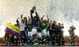 Portland Timbers: MLS Cup champions for the first time.