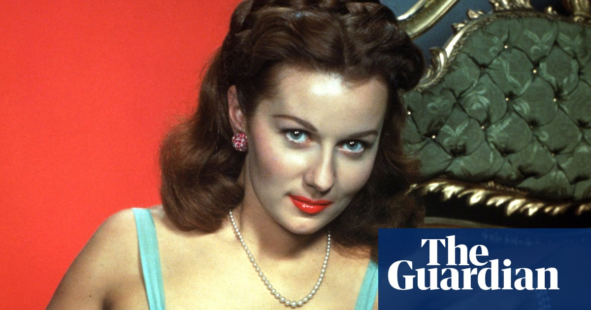 Rhonda Fleming, Queen of Technicolor in the 1940s and 50s, dies aged 97