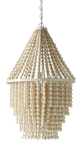 Bellissima Chandelier, £548, by anthropologie.