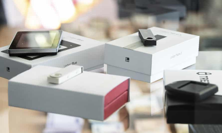 Bits of computer hardware