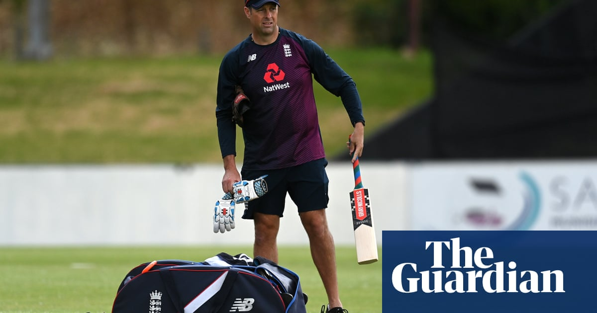 Trescothick is named England batting coach amid progress with travel anxiety