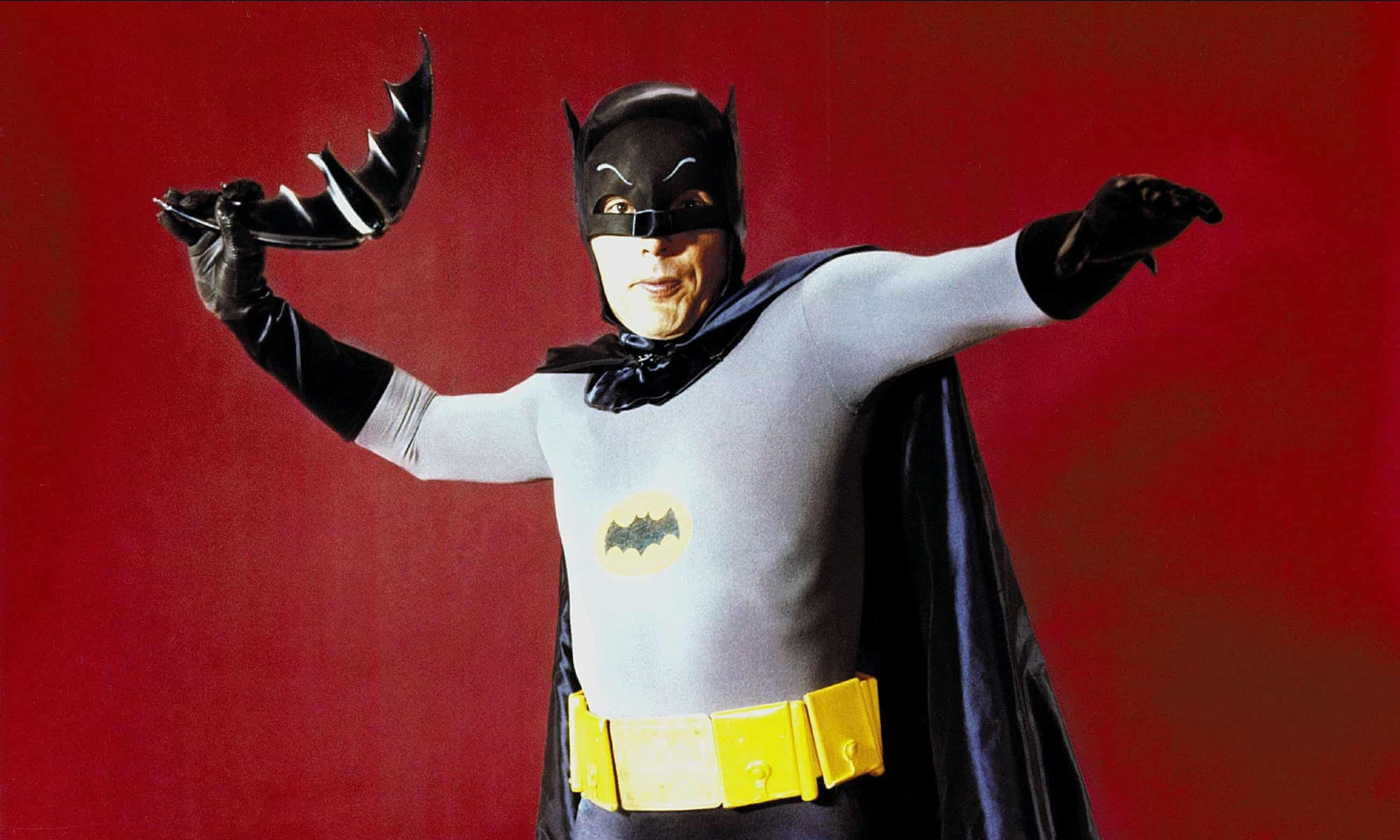 Adam West – a life in pictures