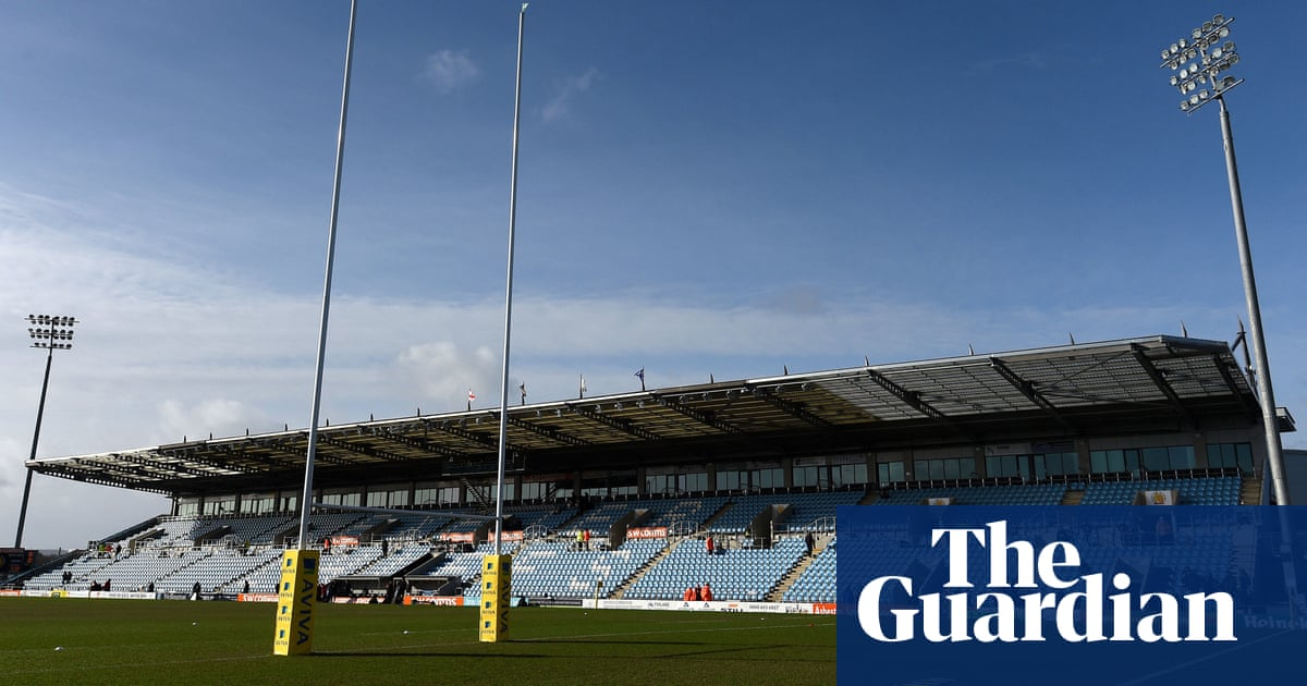 From top to bottom, rugby union is now staring into the abyss | Robert Kitson