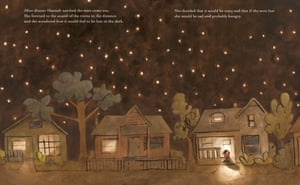'Kate's varied and clever use of the double spread page layout works very successfully.'