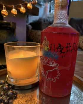 Gooseberry Gin from Fiona Chapelle