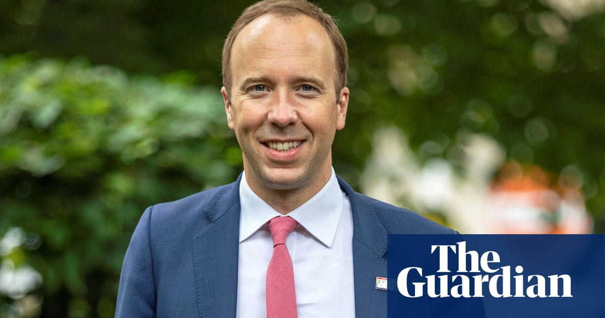 Shareholders of firm backed by Matt Hancock have donated to the Tories