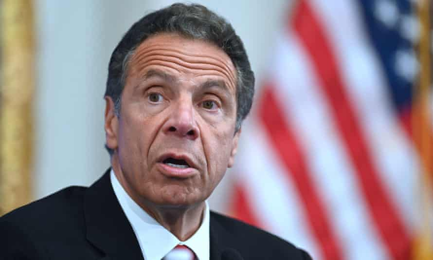 New York governor Andrew Cuomo has denied all the allegations.