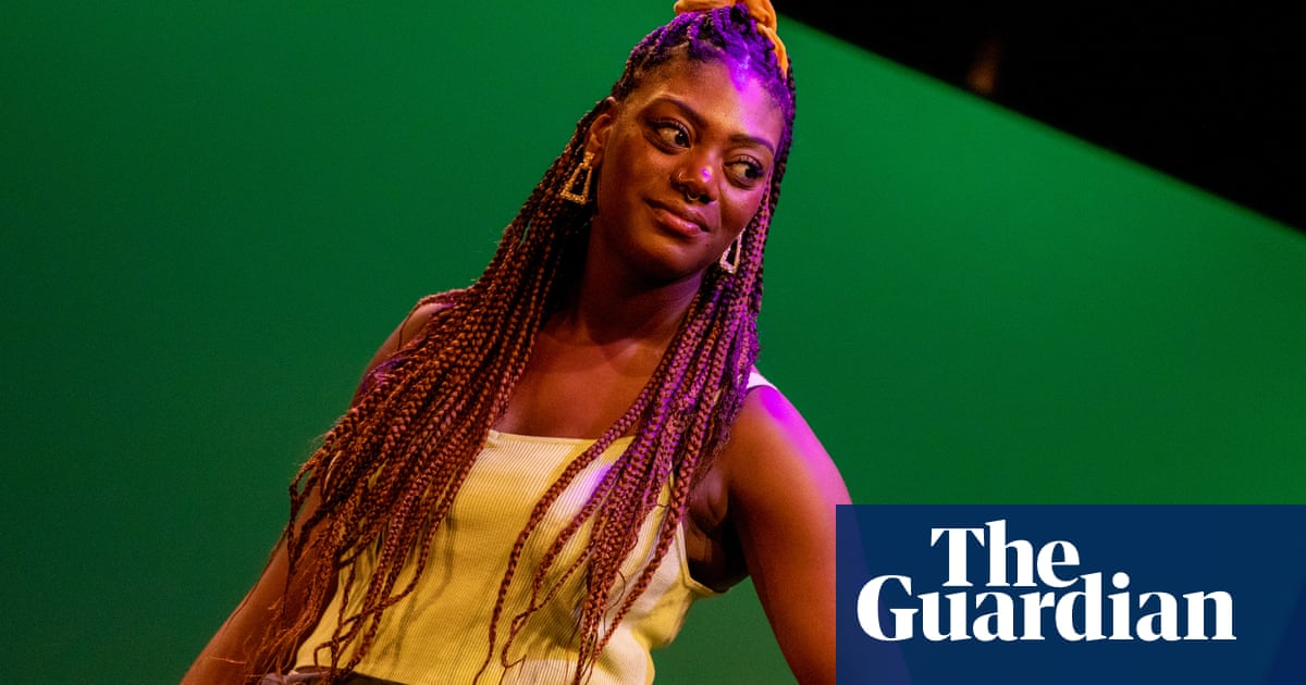 Braids/Cheer Up Slug review – lively double bill mines young identity