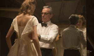 Vicky Krieps and Daniel Day-Lewis in Phantom Thread