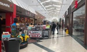 Keilor Central shopping centre
