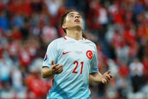 Emre Mor was the only positive to take out of Euro 2016 for Turkey's fans.