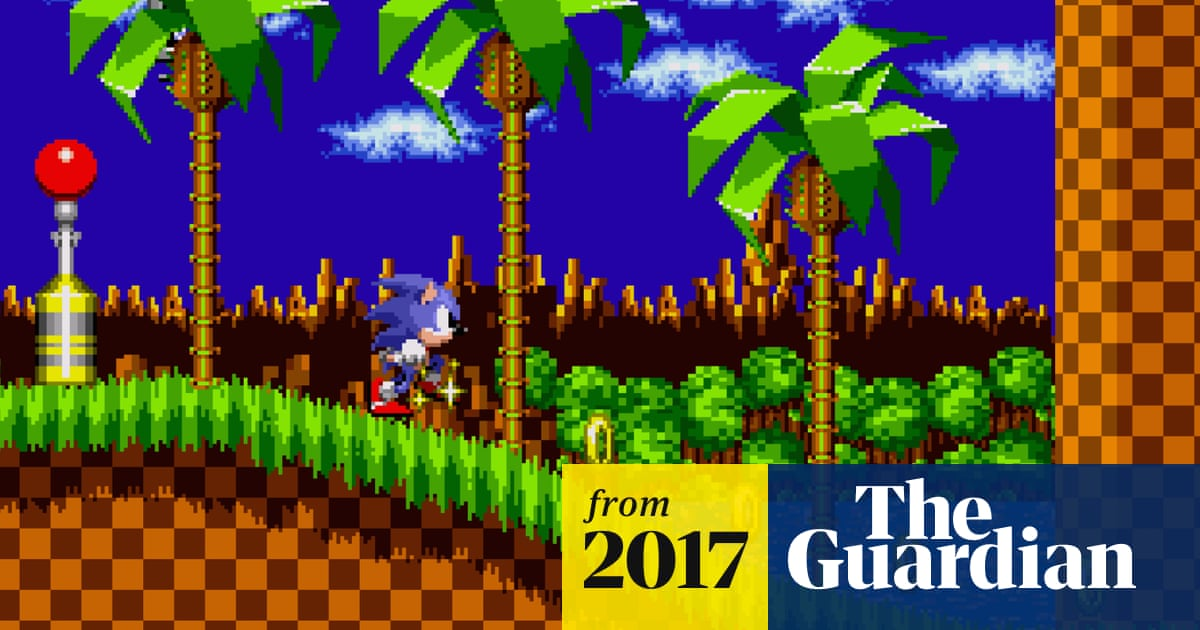 Sega Forever Sonic And Other Retro Games Coming To Mobiles For Free Games The Guardian