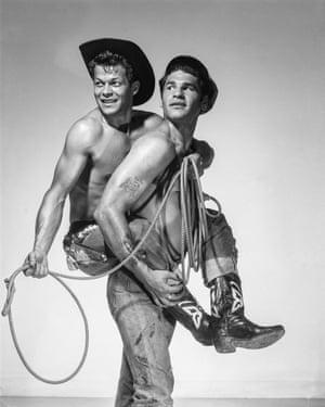 Derby and Boris Demitroff (1960)