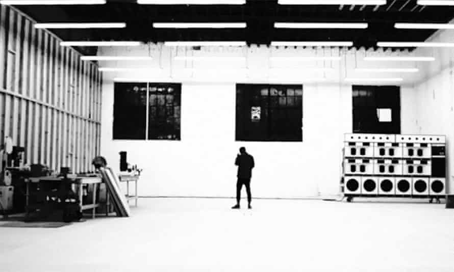 Not your average pop star … A still from Frank Ocean's Boys Don't Cry stream.