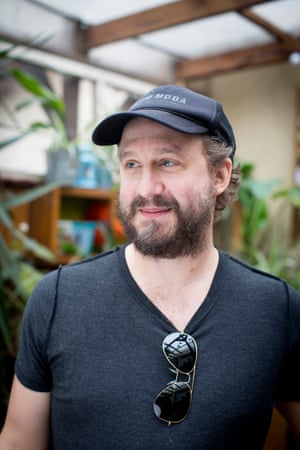 'I didn't have a very good example of family stuff' ... Phosphorescent.
