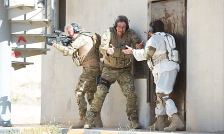 Unless they're doing something as silly as the Edge of Tomorrow spoof, you can often see the hosts glumly going through the motions.