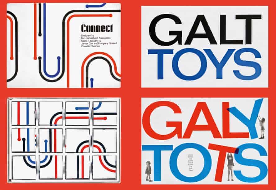 Child's play … work for Galt Toys.