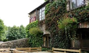 The Queen Victoria Inn in Priddy Wells Somerset