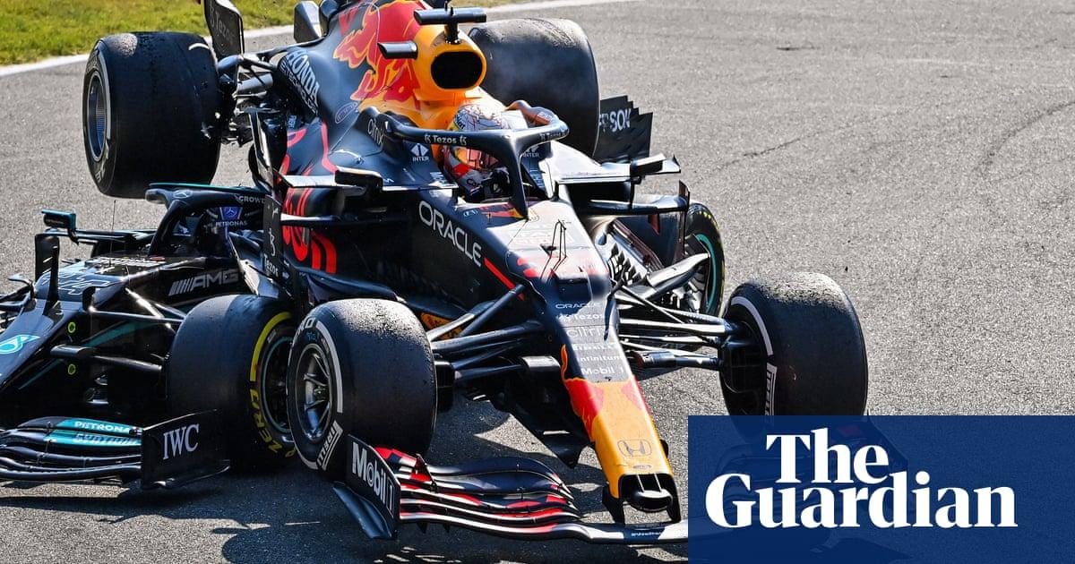 'Halo saved my life,' says Lewis Hamilton after Verstappen crash at Italian GP