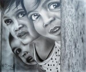 Kids Hope, by Artif Akari, from Afghanistan