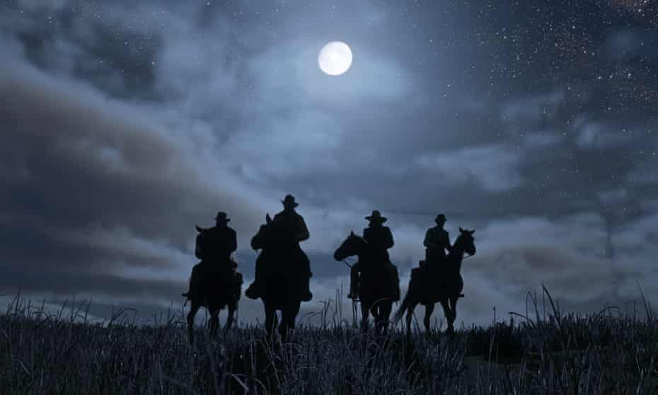 Coming soon … Red Dead Redemption 2.