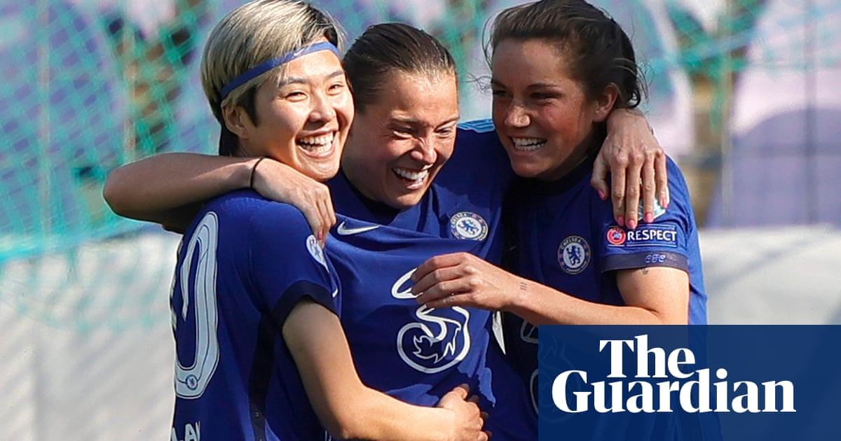 'I've waited nine years for this': Emma Hayes revels in Chelsea triumph