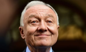 Ken Livingstone outside the Labour disciplinary hearing, where he faced a charge of 'conduct grossly detrimental to the party'