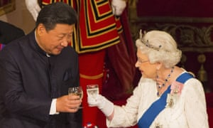 Is the UK's 'golden era' of relations with China now over?