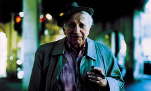 Studs Terkel, the US author, historian and broadcaster, who died in 2008.