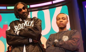 Snoop Dogg and Bow Wow