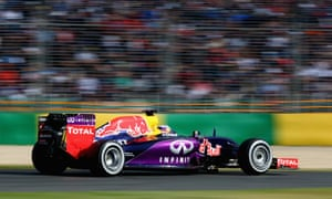Daniel Ricciardo was among the drivers to voice his concern after the Australian GP failed to excite.
