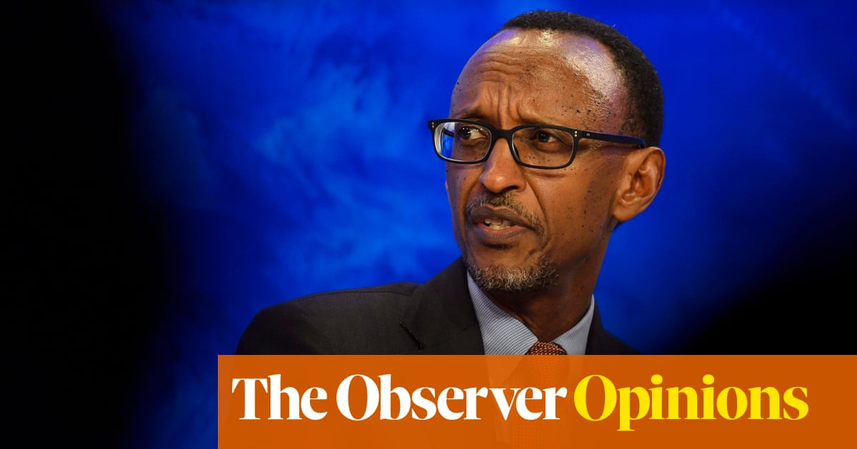 <b>To lionise dictators like Paul Kagame is to mock those they persecuted</b>
