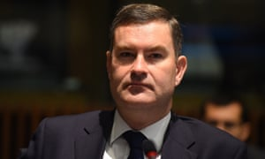 Financial secretary to the Treasury, David Gauke