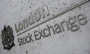 The London Stock Exchange Group offices in the City of London