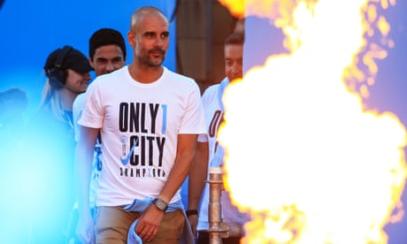 Pep Guardiola signs two-year Manchester City contract extension