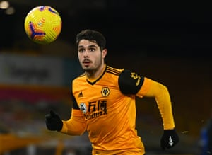 Pedro Neto, in his current environs of Molineux.
