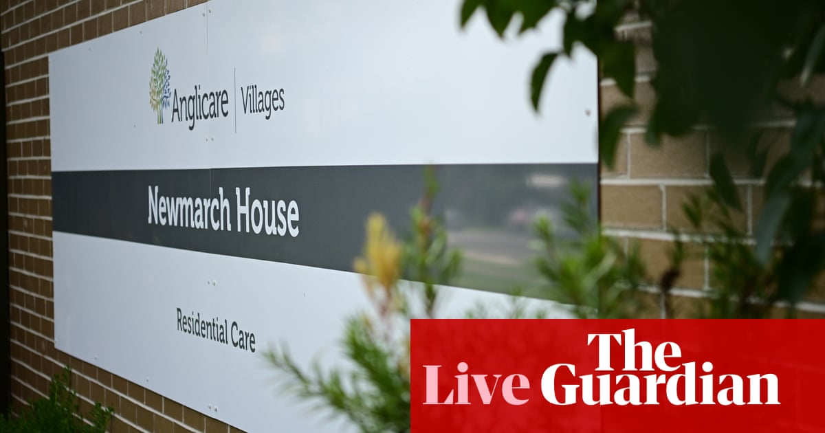 Australia coronavirus live: push for private schools to reopen as nursing home records more 'tragic' deaths – latest updates – The Guardian