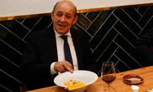 Jean-Yves Le Drian, the French Foreign Minister, will travel to the DRC.