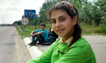 Smugglers threatened to shoot a child every day unless Rawan's family could secure more money.