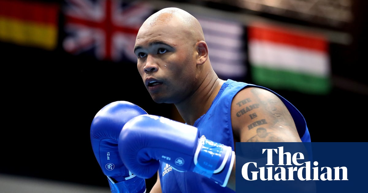 Team GB name 11-strong Olympic boxing squad packed with talent