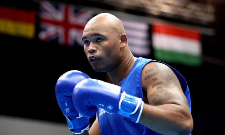 Frazer Clarke, Team GB boxing captain