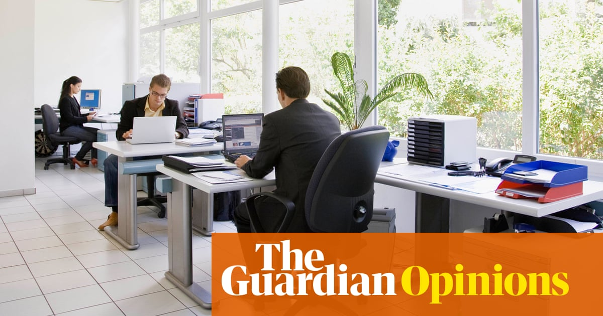 Workplace loneliness is a real problem  For 45 hours a week