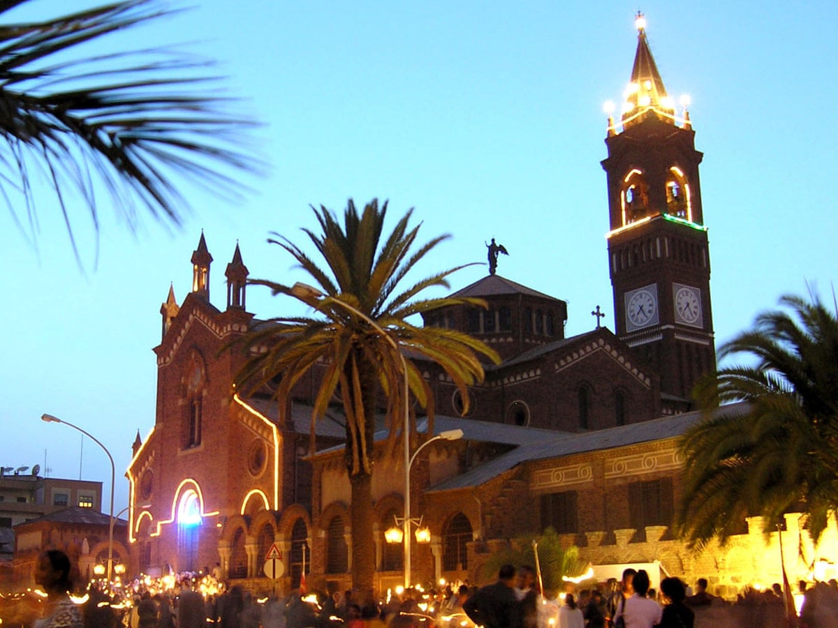 Asmara is a jewel': but can Eritrea's modernising capital retain its charm? | Cities | The Guardian