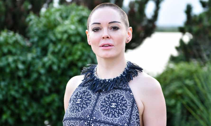 Rose McGowan, July 2017. She is about to begin to tell her story, in her own words.