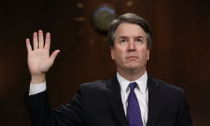 The Senate is preparing to vote on supreme court nominee Brett Kavanaugh.