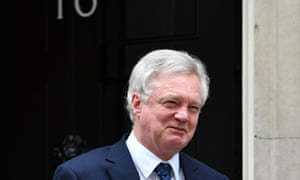 David Davis, the Brexit secretary, has been summoned 'as a matter of urgency' to appear before the Commons Brexit committee to explain his department's failure to give it the Brexit impact reports in full.