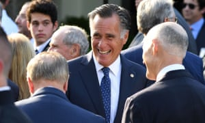Mitt Romney responded to a question of whether he was behind the account with 'C'est moi.'
