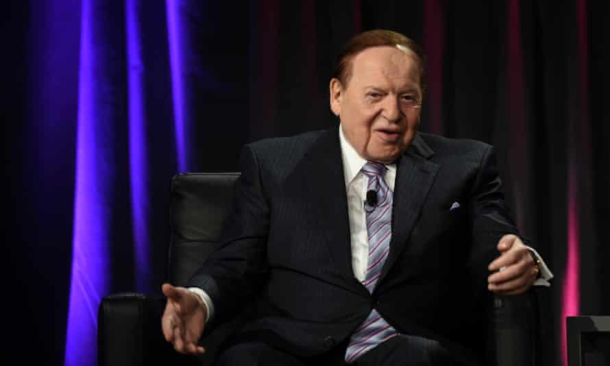 Sheldon Adelson is a staunch opponent of the Iran nuclear agreement.